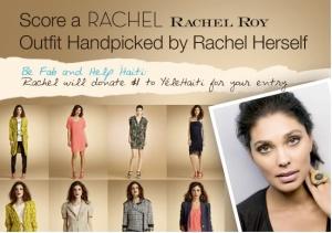 Rachel Roy giveaway